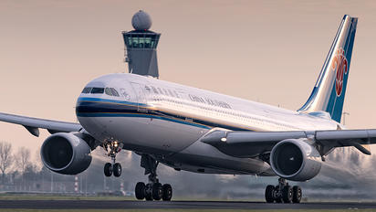 B-6547 - China Southern Airlines Airbus A330-200