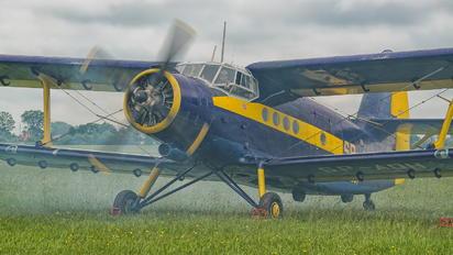 SP-AOH - Aeroklub Ziemi Lubuskiej Antonov An-2