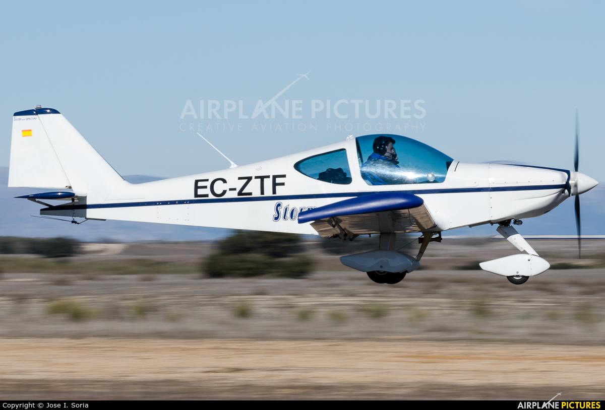 ECZTF  Private SG Aviation Storm 300 At Casarrubios Del Monte  Photo ID 51