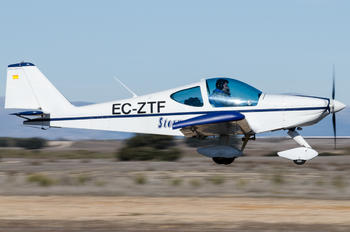 EC-ZTF - Private SG Aviation Storm 300