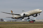 A6-BLA - Etihad Airways Boeing 787-9 Dreamliner aircraft