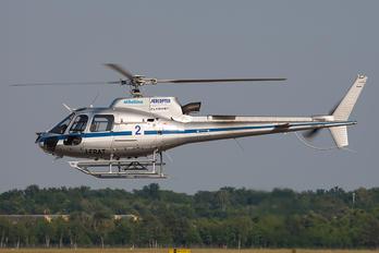 I-FRAT - Elitellina Aerospatiale AS350 Ecureuil / Squirrel