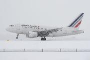 F-GUGQ - Air France Airbus A318 aircraft