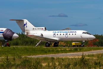 RA-98109 - Gazpromavia Yakovlev Yak-40