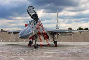 78036 - China - Air Force Sukhoi Su-30MK