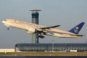 HZ-AKD - Saudi Arabian Airlines Boeing 777-200ER aircraft