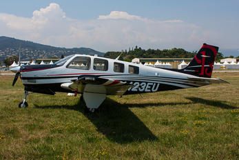 N423EU - Private Beechcraft 36 Bonanza