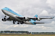 HL7403 - Korean Air Cargo Boeing 747-400F, ERF aircraft