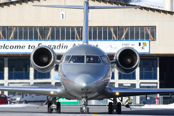 OE-INN - Vistajet Canadair CL-600 Challenger 605