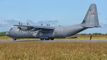 B-537 - Denmark - Air Force Lockheed C-130J Hercules