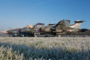 XW544 - Royal Air Force Blackburn Buccaneer S.2B aircraft
