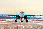 - - Russia - Air Force Sukhoi Su-34 aircraft