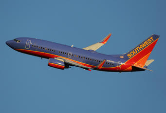 N953WN - Southwest Airlines Boeing 737-700