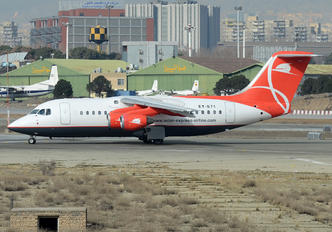 EY-571 - Qeshm Airlines British Aerospace BAe 146-200/Avro RJ85