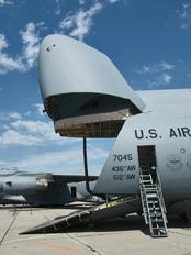 87-0045 - USA - Air Force Lockheed C-5B Galaxy