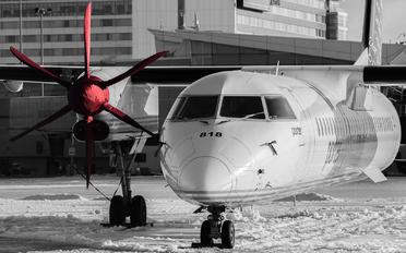 C-GLQX - Porter Airlines de Havilland Canada DHC-8-400Q Dash 8