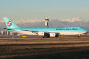 HL7617 - Korean Air Cargo Boeing 747-8F aircraft