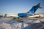 OH-BLH - Blue1 Boeing 717 aircraft
