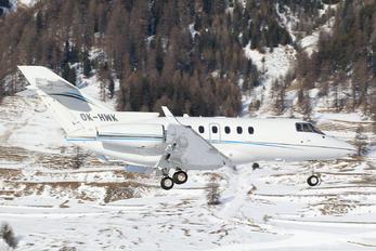 OK-HWK - CTR Holding Hawker Beechcraft 900XP