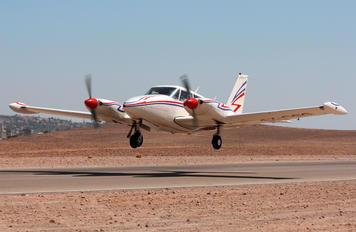 4X-CCG - Private Piper PA-39 Twin Comanche