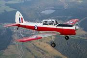 G-BWNT - Private de Havilland Canada DHC-1 Chipmunk aircraft