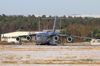 10-0214 - USA - Air Force Boeing C-17A Globemaster III