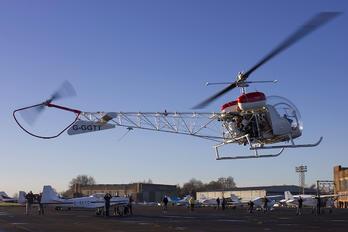 G-GGTT - Private Agusta / Agusta-Bell AB 47