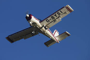 G-BYSI - Private PZL 111 Koliber (235)