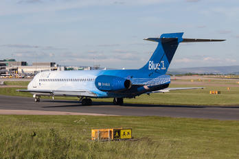 OH-BLG - Blue1 Boeing 717