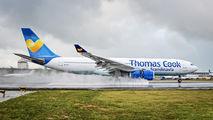 OY-VKF - Thomas Cook Scandinavia Airbus A330-200 aircraft