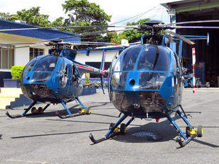 MSP013 - Costa Rica - Ministry of Public Security MD Helicopters MD-500E