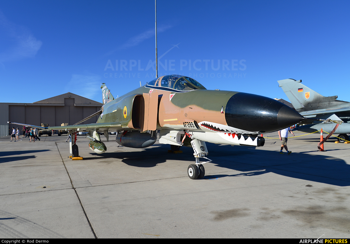 USA - Air Force 74-1631 aircraft at Nellis AFB