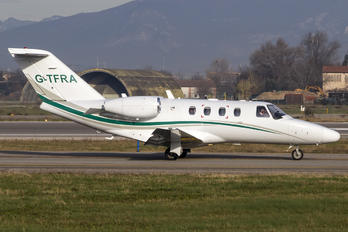 G-TFRA - Private Cessna 525 CitationJet