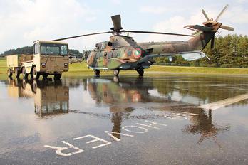 711 - Bulgaria - Air Force Eurocopter AS532 Cougar