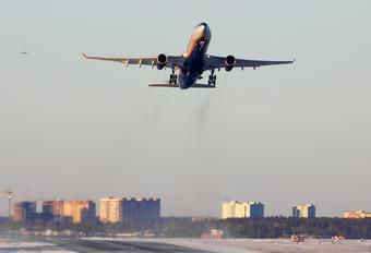 VQ-BMV - Aeroflot Airbus A330-300