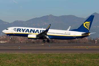 EI-EBN - Ryanair Boeing 737-800