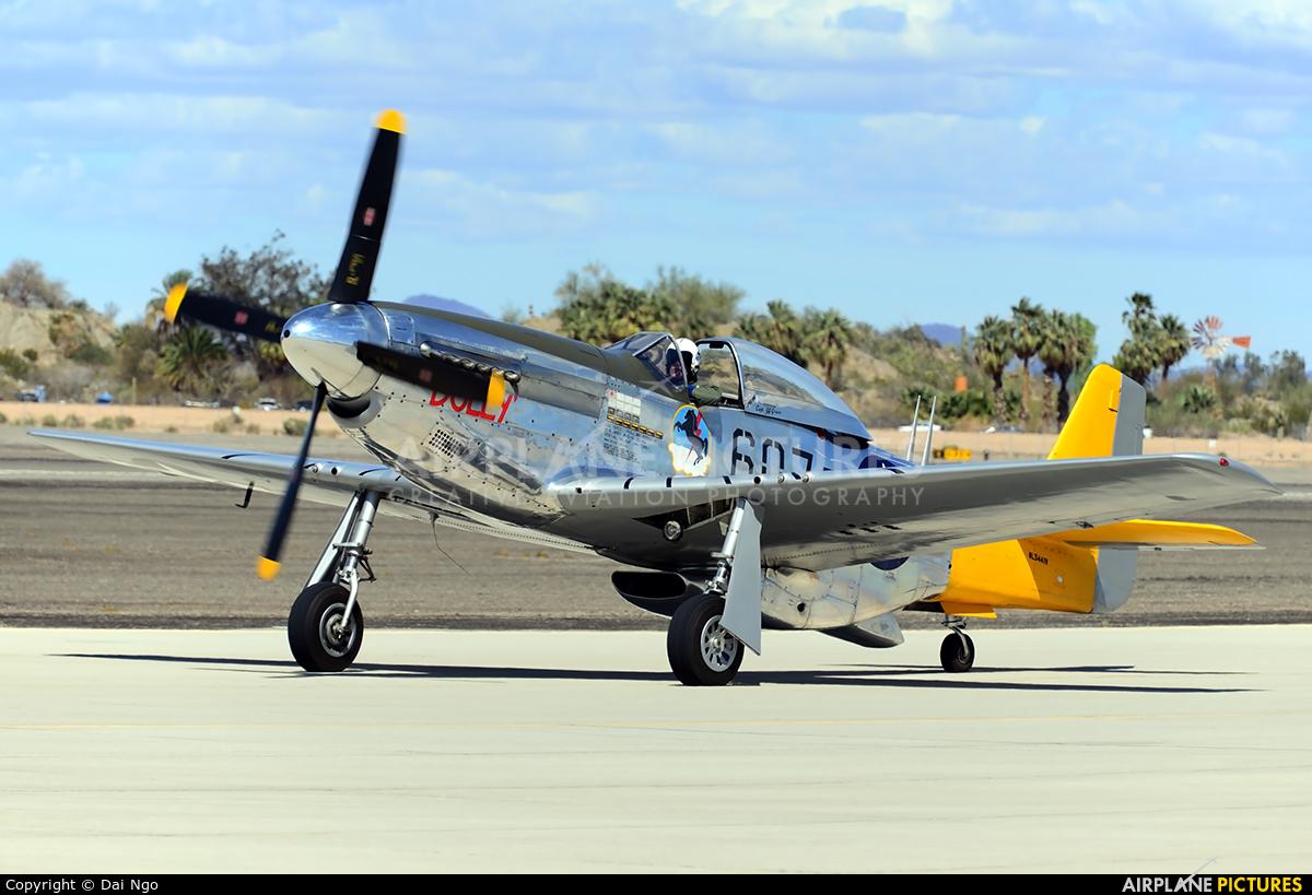 Air Museum Chino NL5441V aircraft at Yuma