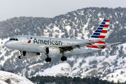 N8009T - American Airlines Airbus A319 aircraft