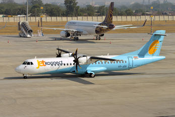 VT-JCX - JetKonnect ATR 72 (all models)