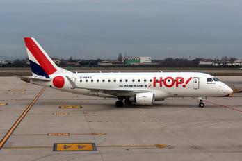 F-HBXG - Air France - Hop! Embraer ERJ-170 (170-100)