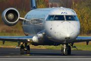 S5-AAG - Adria Airways Canadair CL-600 CRJ-200 aircraft