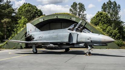 38+42 - Germany - Air Force McDonnell Douglas F-4F Phantom II