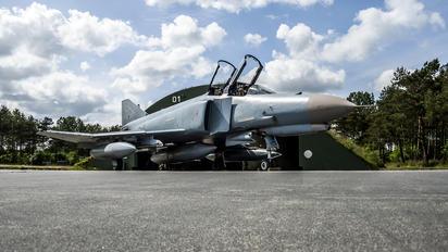 38+29 - Germany - Air Force McDonnell Douglas F-4F Phantom II