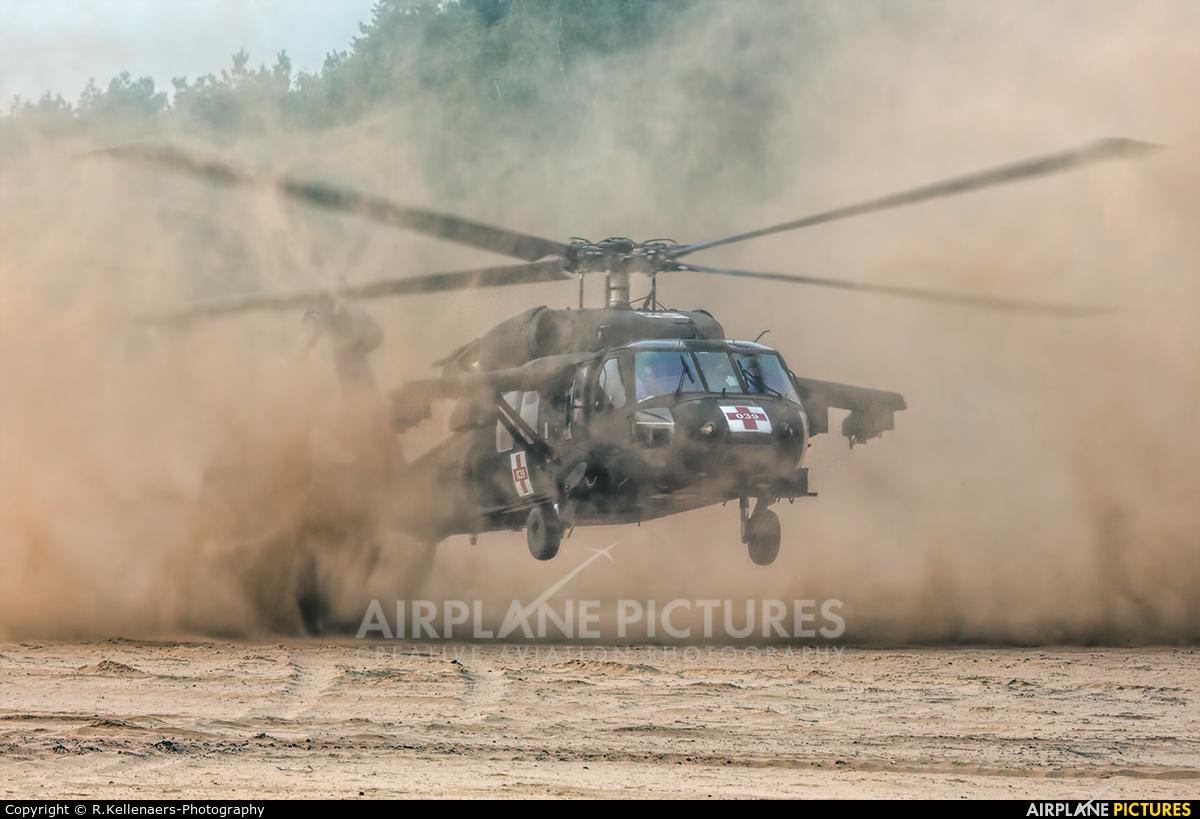 USA - Army 88-26039 aircraft at GLV-5 Training area