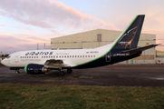N102ES - Albatros Airlines Boeing 737-500 aircraft