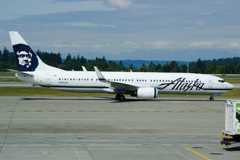 N413AS - Alaska Airlines Boeing 737-900