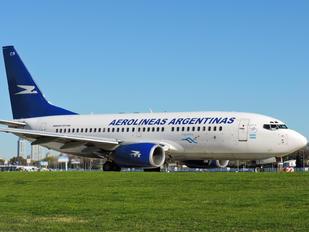 LV-CCR - Aerolineas Argentinas Boeing 737-700
