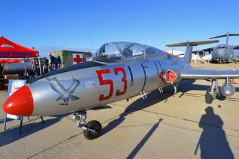 N443KT - Private Aero L-29 Delfín