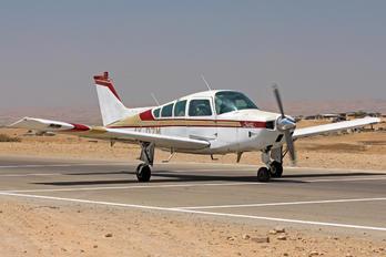 4X-DZM - Private Beechcraft 24 Sierra