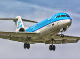 PH-KZC - KLM Cityhopper Fokker 70 aircraft